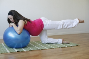 personal training during pregnancy